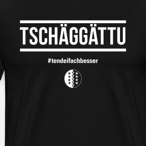 TSCHÄGGÄTTU - Männer Premium T-Shirt