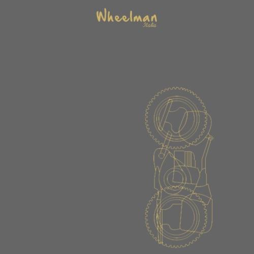 wheelman - Maglietta Premium da uomo