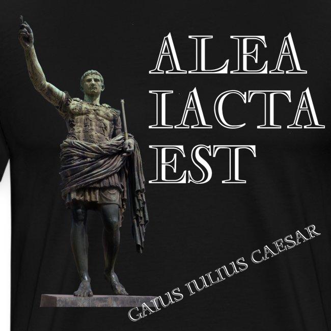 Cesare alea iacta est