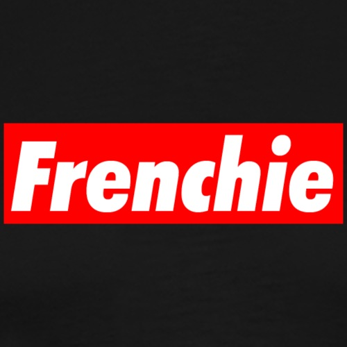 FRENCHIE Red - T-shirt Premium Homme