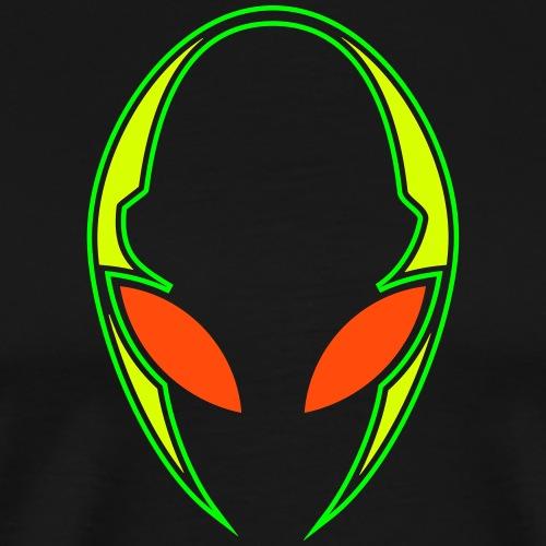 Alien Tech - Maglietta Premium da uomo
