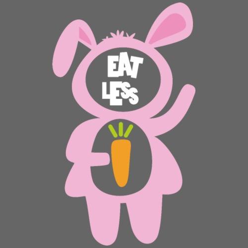 EatLess - Koszulka męska Premium