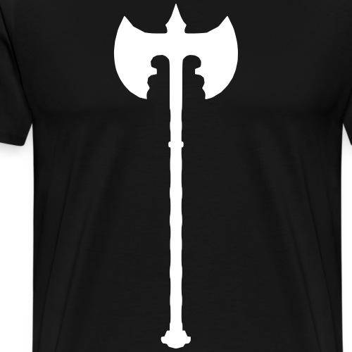 Axt - Männer Premium T-Shirt