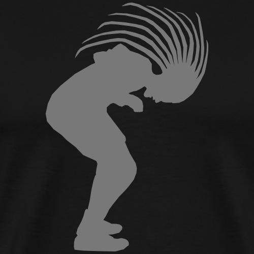 Headbanger - Männer Premium T-Shirt