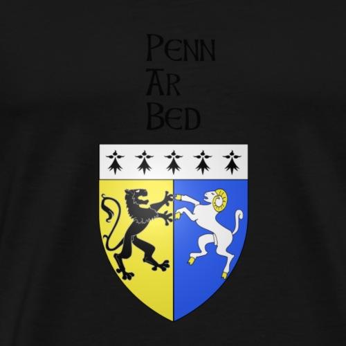 blason penn ar bed - T-shirt Premium Homme