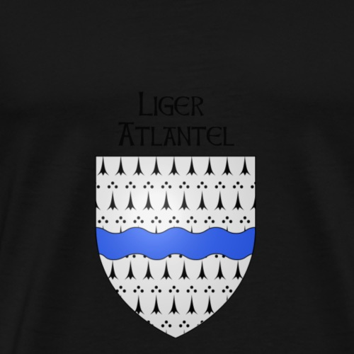 liger atlantel / loire atlantique - T-shirt Premium Homme