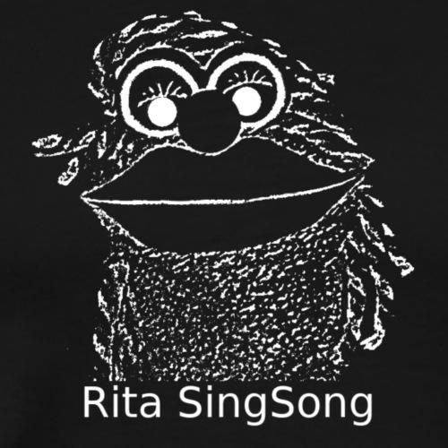 Rita - Camiseta premium hombre