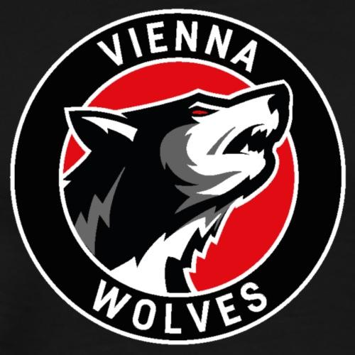 Wolves Logo 2019 - Männer Premium T-Shirt