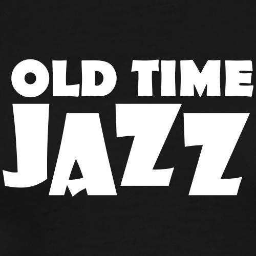 Oldtime Jazz - Männer Premium T-Shirt