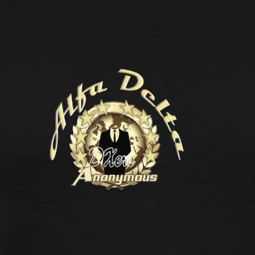 Logo AD DXers Group - T-shirt Premium Homme