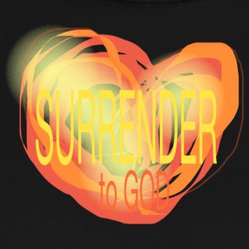Surrender to GOD - Männer Premium T-Shirt