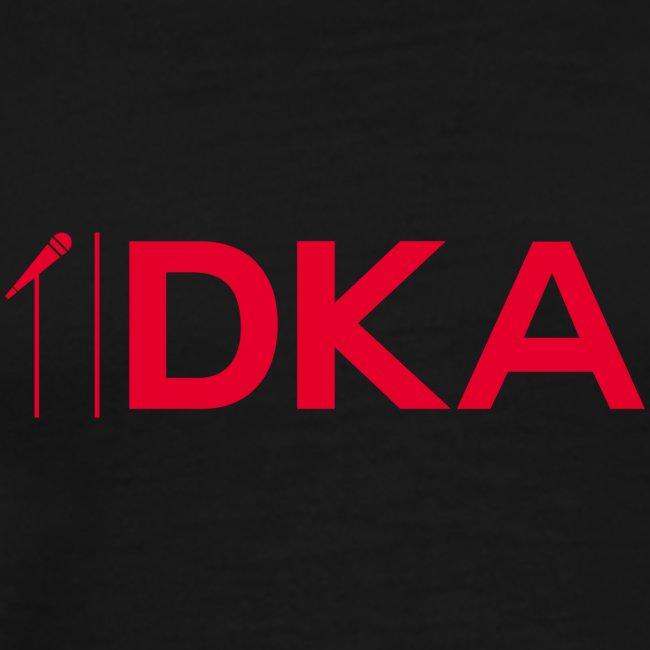 DKA - Czerwone Logo DKA