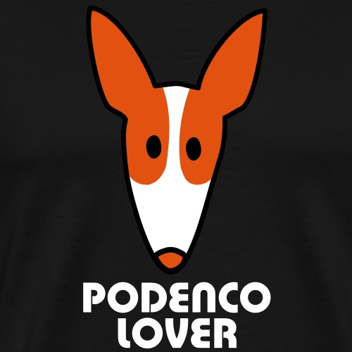 Podencolover - Männer Premium T-Shirt