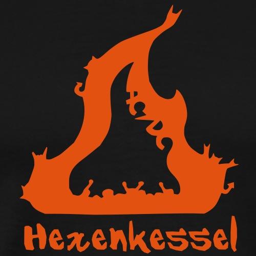Hexenkessel - Männer Premium T-Shirt
