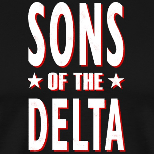 Sons of the Delta logo - Men's Premium T-Shirt