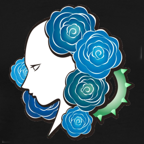 Rosa - T-shirt Premium Homme
