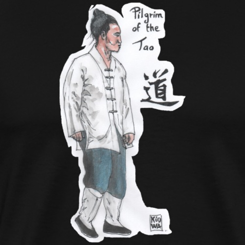 Tao way - T-shirt Premium Homme