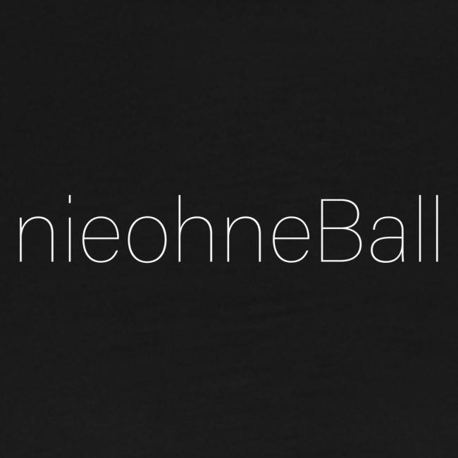 nieohneBall Statement - Black Edition