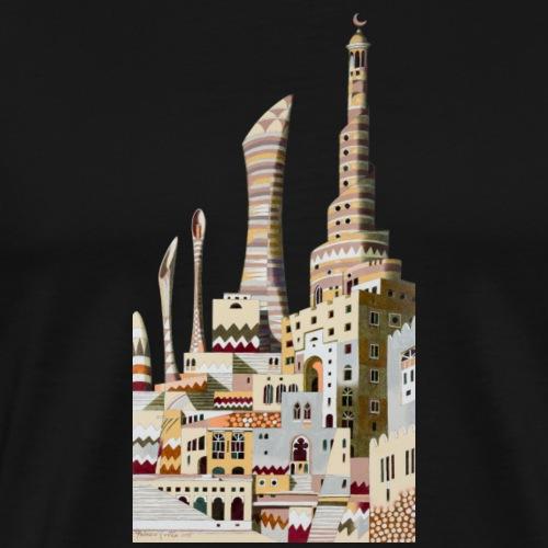 Qatar - Maglietta Premium da uomo