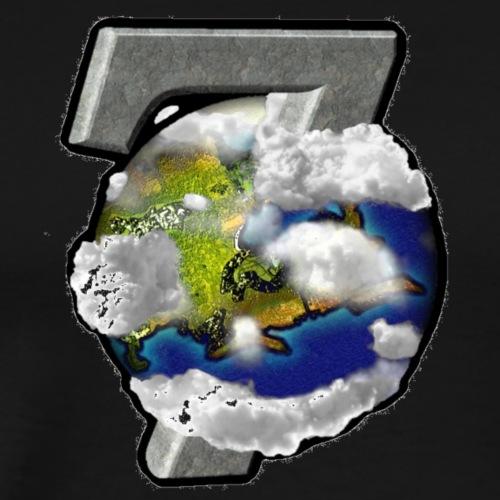 Siebenwind Logo - Männer Premium T-Shirt