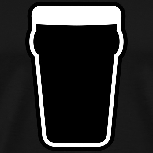 This man needs a beer - T-shirt Premium Homme