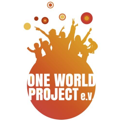 One World Project e. V. - Logo - Männer Premium T-Shirt