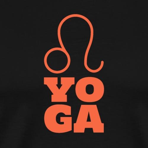 YOGA Design - Männer Premium T-Shirt