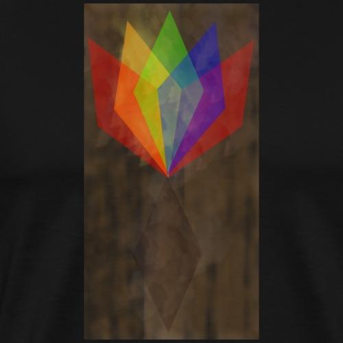 florgeom - Camiseta premium hombre