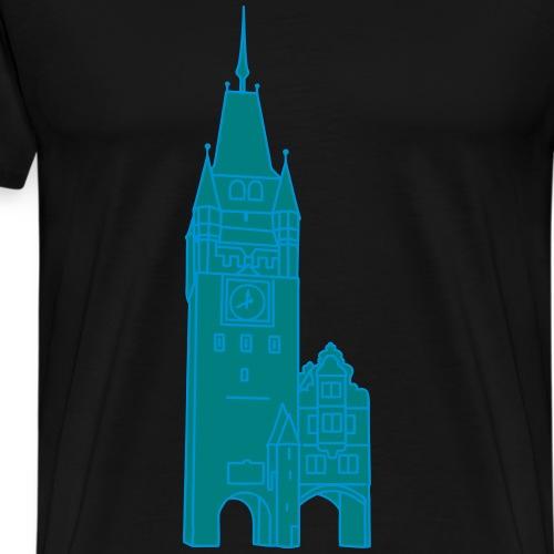Martinstor Freiburg 2 - Männer Premium T-Shirt