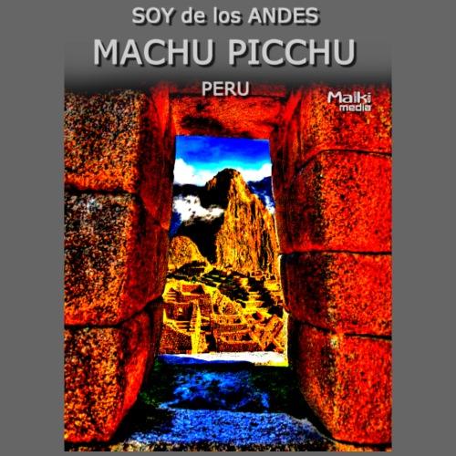 SOJA de los ANDES - Machu Picchu II - Bio-Baseballkappe