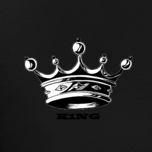 K1ng - Mannen Premium T-shirt