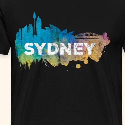 Sydney - Männer Premium T-Shirt