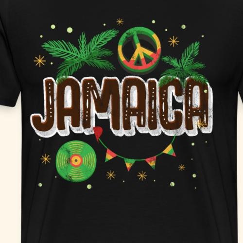 Jamaica - Männer Premium T-Shirt