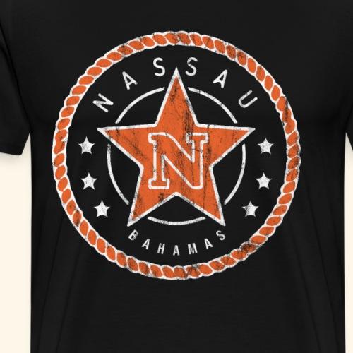 Nassau Bahamas - Männer Premium T-Shirt