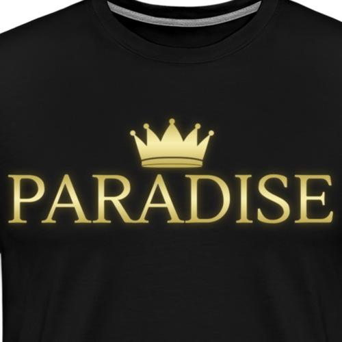 Paradise - Mannen Premium T-shirt