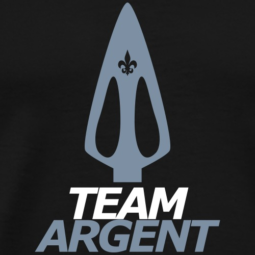 Teen Wolf Team Argent - Männer Premium T-Shirt