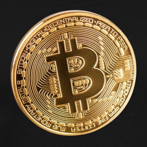 Bitcoin 5 - Männer Premium T-Shirt