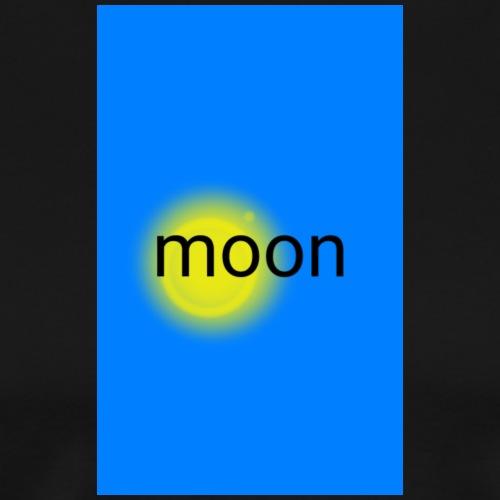 full moon, fund esign© by art elisa elisa hopp - Männer Premium T-Shirt