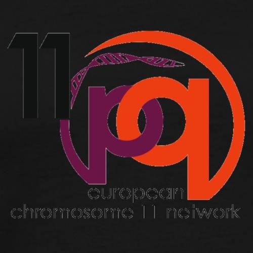 11q_logo_century - Männer Premium T-Shirt
