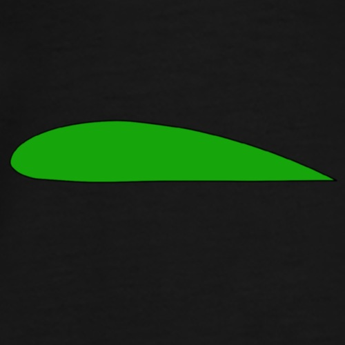 Vinge - Premium T-skjorte for menn