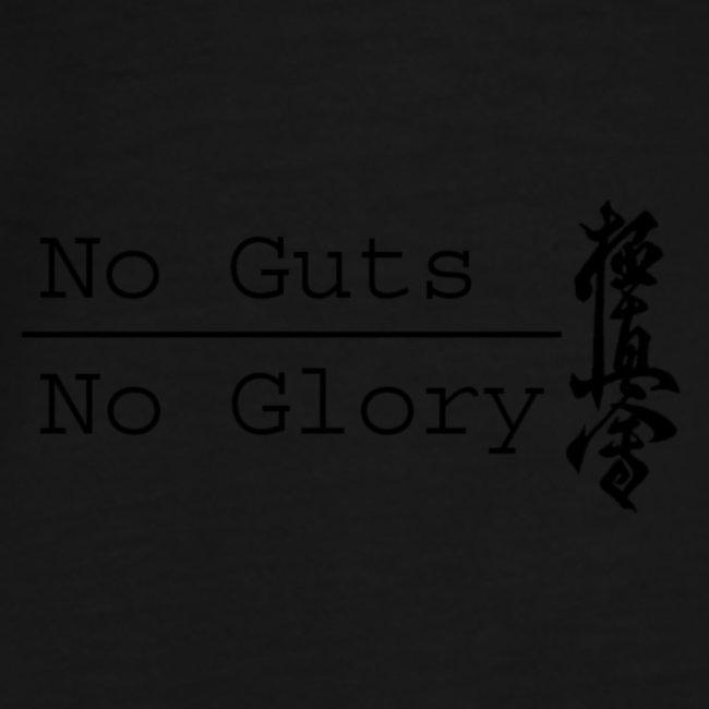 No guts No glory logo
