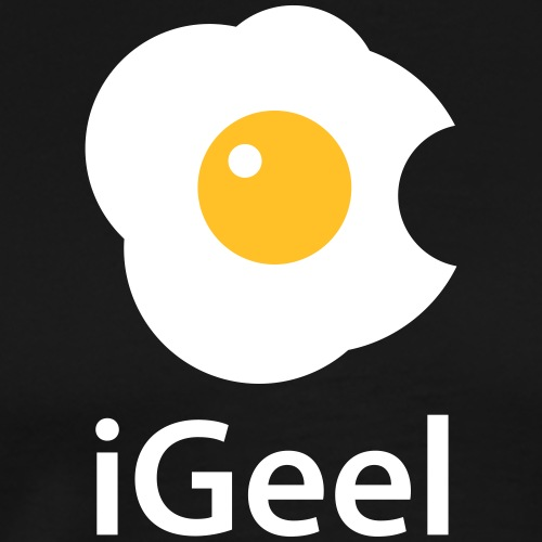 iGeel - Mannen Premium T-shirt