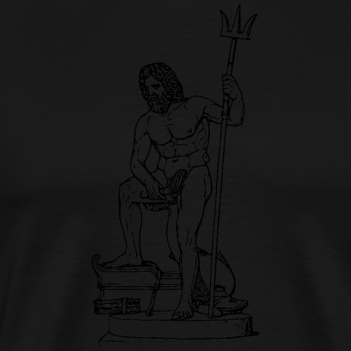 poseidon - Männer Premium T-Shirt