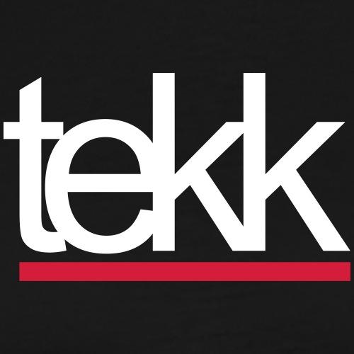tekk Tekkno Techno Hardstyle - Männer Premium T-Shirt