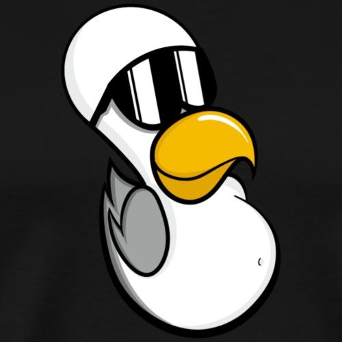 Moinsen Möwe - Männer Premium T-Shirt