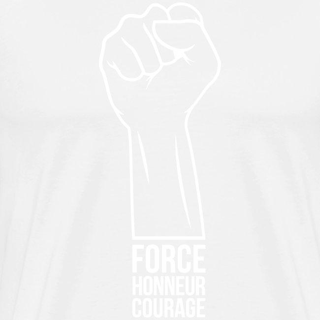 Force Honneur Courage