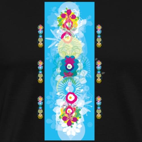 melange color - T-shirt Premium Homme