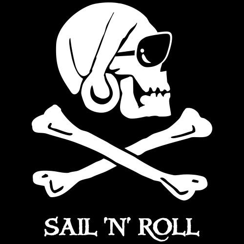 ~ sail 'n' roll ~ - Männer Premium T-Shirt