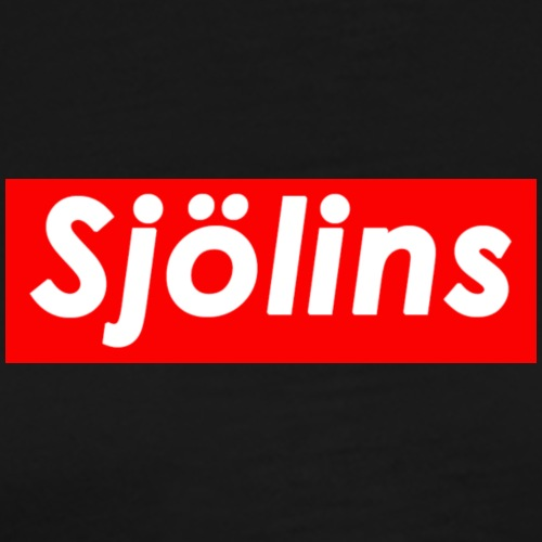 Sjölins - Premium-T-shirt herr