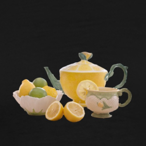 Tea Lemon - Camiseta premium hombre